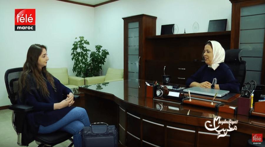 مغربيات: المغربية بشرى عائلي تروي قصة نجاحها في دولة قطر