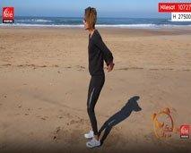 رياضة اليوم: تمارين stretching مع كلثوم اضمير