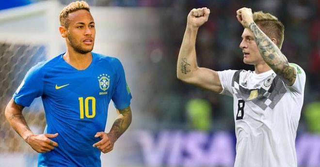مباراتان حاسمتان لألمانيا والبرازيل للإفلات من شبح الخروج المبكر