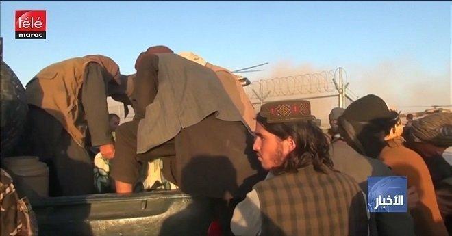 الأمم المتحدة ..1473 مغربيا يقاتلون مع  داعش بالعراق و سوريا
