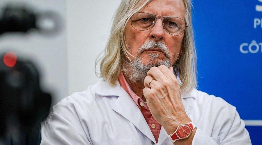 البروفيسور راؤول ينشر نتائج علاج 80 مصابا بكورونا بواسطة الكلوروكين
