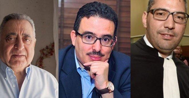 رئيس هيئة الحكم في قضية بوعشرين يتابع المحاميان الإدريسي وزيان