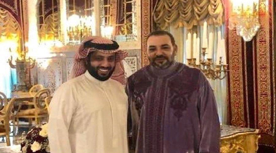 """تركي آل الشيخ يطلق اسم """"محمد السادس"""" على النسخة المقبلة من البطولة العربية"""