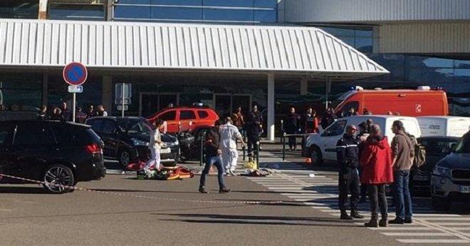 مقتل شخص وإصابة آخر في حادث إطلاق نار قرب مطار ''باستيا بوريتا'' بفرنسا