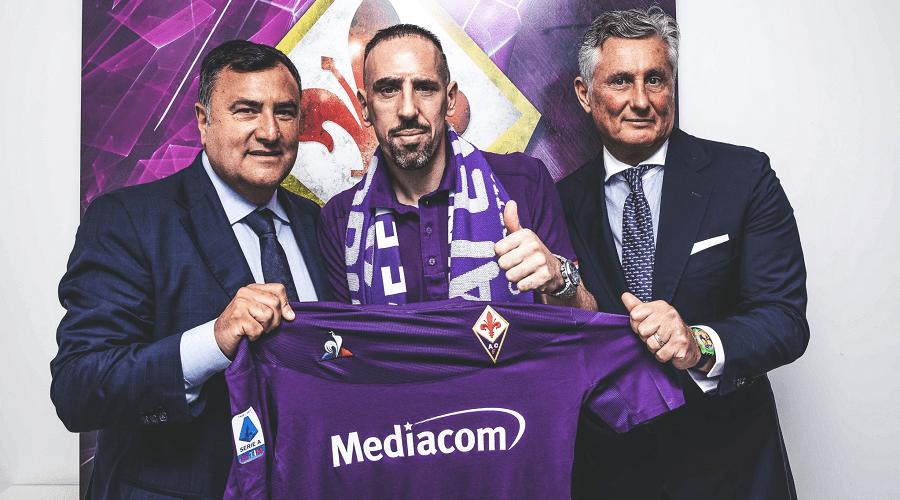 ريبيري ينضم إلى فيورنتينا الإيطالي بـ4.5 مليون يورو