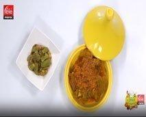 وصفات صحية ولذيذة.. طاجين اللحم وقرع أخضر بالقرفة
