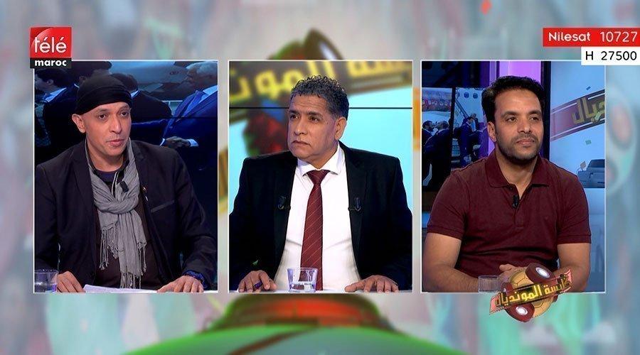 كليسة المونديال: أسود الأطلس بعيون العرب