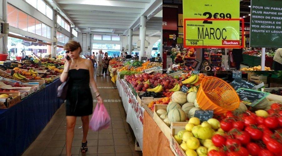تزايد الصادرات المغربية يقلق فلاحي إسبانيا