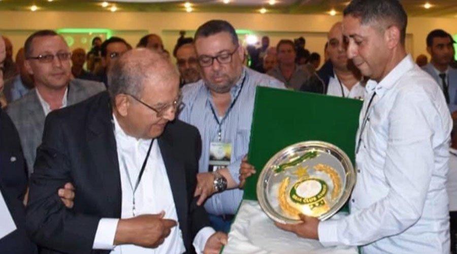 رحيل العضو الجامعي السابق و مسير فريق الرجاء البيضاوي عبد اللطيف العسكي