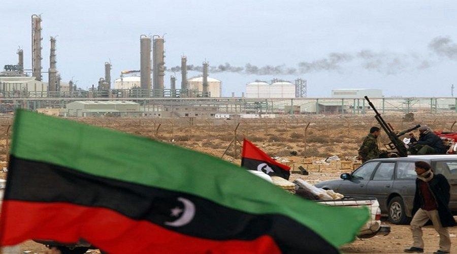 قوات حفتر توقف إنتاج النفط في ليبيا والخسائر تقدر بـ 55 مليون دولار يوميا