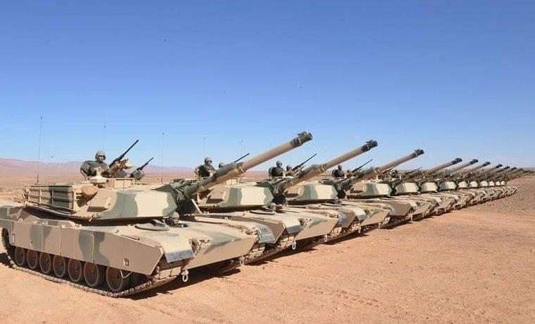 الجيش المغربي يُسقط طائرات درون تابعة لمرتزقة البوليساريو