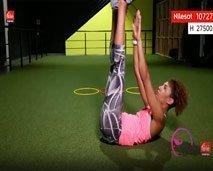رياضة اليوم: تمارين شد عضلات الجسم