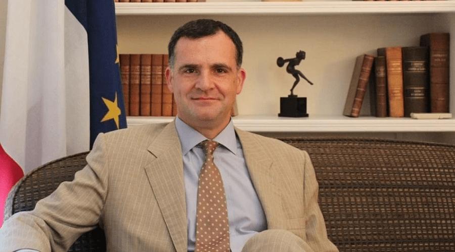 مدير قسم إفريقيا والشرق الأوسط بالخارجية الفرنسية يحل بالمغرب