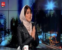 الفنانة الشابة أمينة كرم ضيفة صباحكم مبروك