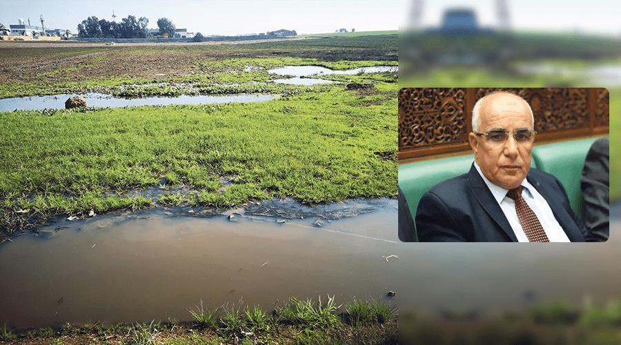 هكذا تهدد المياه العادمة والملوثة سكان إقليم برشيد
