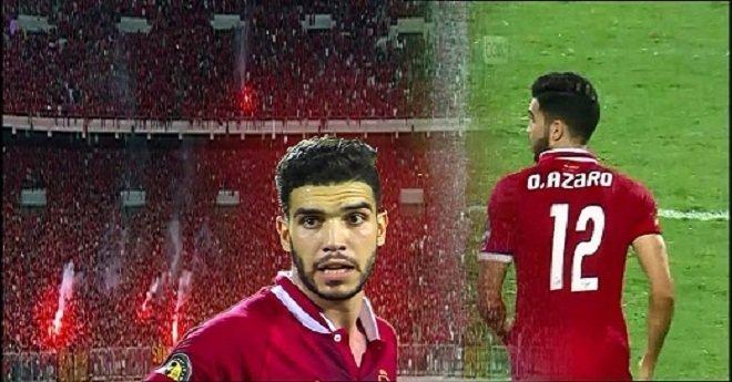 بالفيديو.. أزارو يسجّل هدفين ويقترب من إنجاز تاريخي مع الأهلي