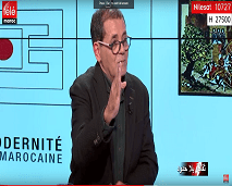 """برنامج """"ثقافة بلا حدود"""" يستضيف الكاتب المغربي المثير للجدل، الأستاذ """"موليم لعروسي"""""""