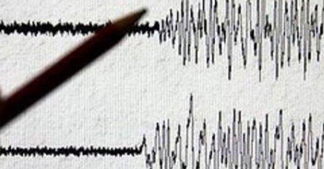 زلزال شدته 5 درجات يهز اقليم موغلا بتركيا