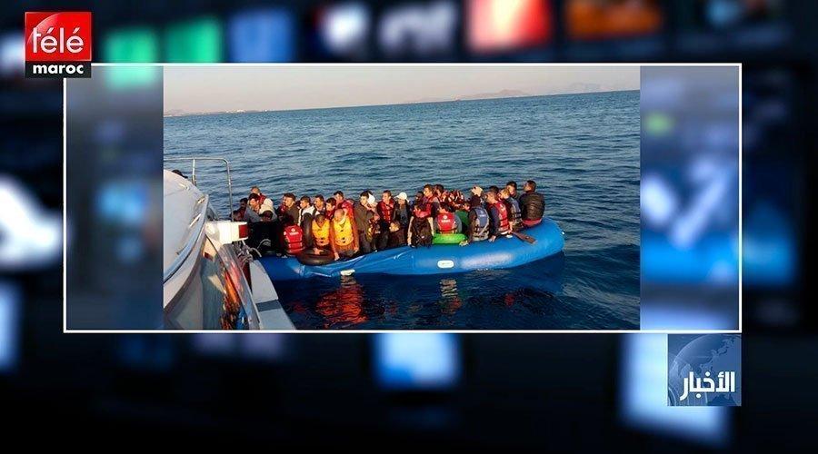 ليبيا ..إنقاذ 486 مهاجرا قبالة سواحل غرب البلاد