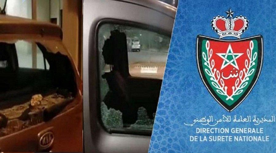 إيقاف 12 شخصا على خلفية أعمال الشغب بعد مباراة آسفي واتحاد جدة