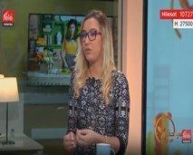 الدكتورة كوثر سيف الدين تحدثنا عن مشكل السمنة و تقترح علينا حلول لتفاديها
