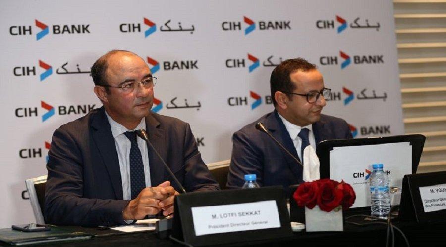 ارتفاع الناتج الصافي البنكي ل CIH  بنسبة 11,3 في المائة خلال 2019