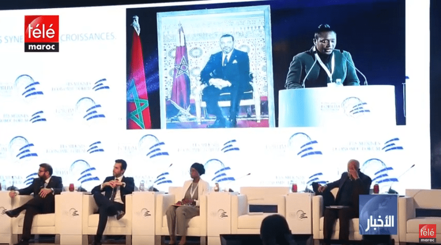 فعاليون سياسيون محليون يناقشون صناع القرار بين المؤسساتيين والاقتصاديين في منتدى فاس