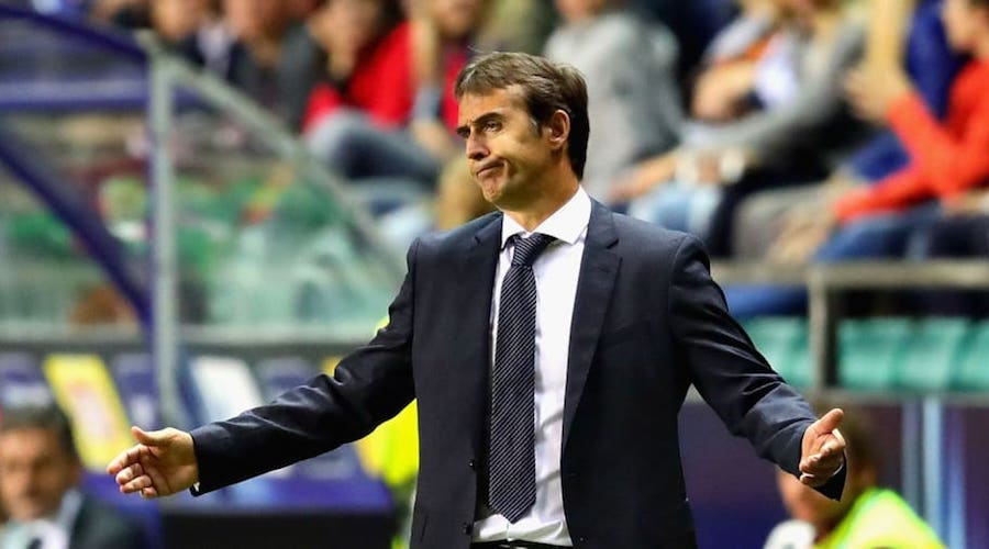 لوبيتيغي: أتلتيكو مدريد أفضل فريق في العالم ينتصر دون إقناع
