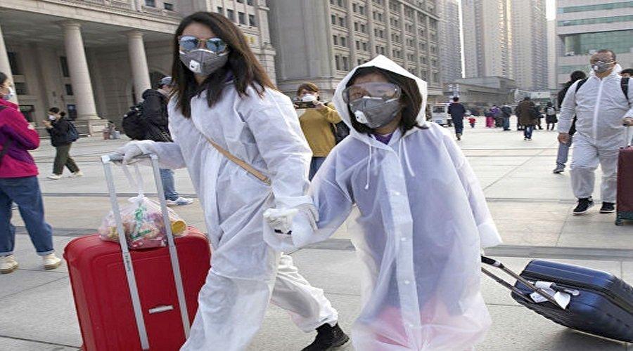 بكين تفرض حجرا صحيا على مدينة بأكملها وأمريكا تخفف حظر السفر للصين