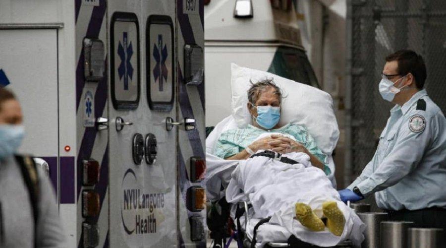 تسجيل 1509 وفيات بكورونا في الولايات المتحدة خلال 24 ساعة