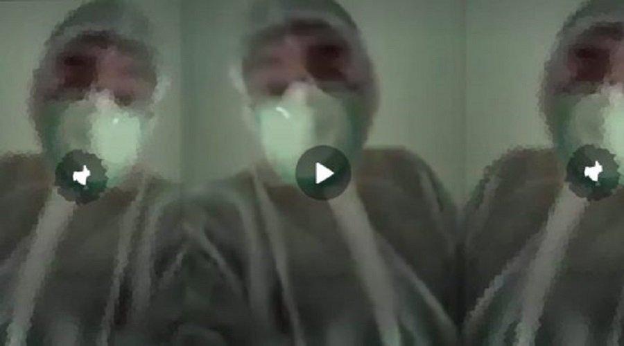فيديو لشخص يدعي إصابة طالب مغربي قادم من ووهان بكورونا ومطالب للسلطات بالتدخل