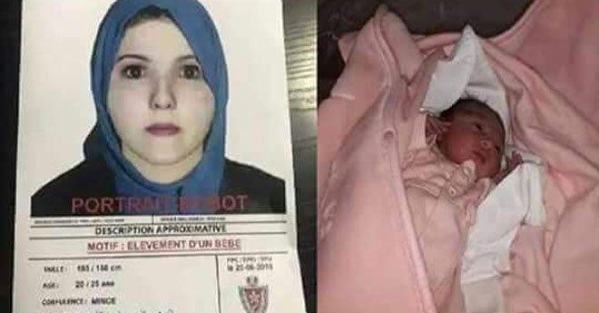فيديو.. العثور على الرضيعة التي تم اختطافها و توقيف مشتبه بها