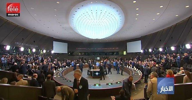 فيديو..قمة الناتو: القادة يجمعون على زيادة النفقات الدفاعية ب 2 في المائة من الناتج المحلي