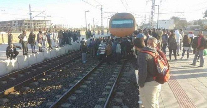 القطار يتسبّب في فاجعة جديدة
