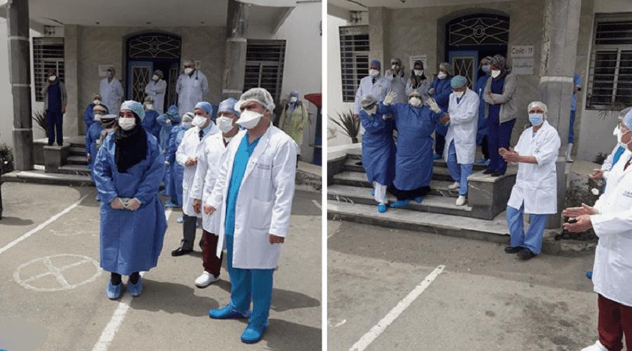 37 حالة تعافي من الفيروس بجهة الشمال وعدد التحاليل يصل 8435