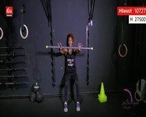 رياضة اليوم...شاهد حركات جد سهلة  لتقوية الفخدين وشد البطن