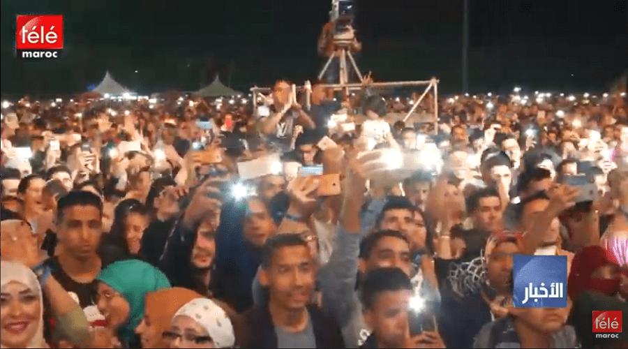 مليون و250 ألف شخص واكبوا فعاليات الدورة 16 من مهرجان تيميتار