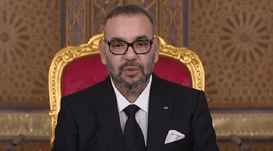 خطاب الملك بمناسبة الذكرى الثامنة والستين لثورة الملك والشعب