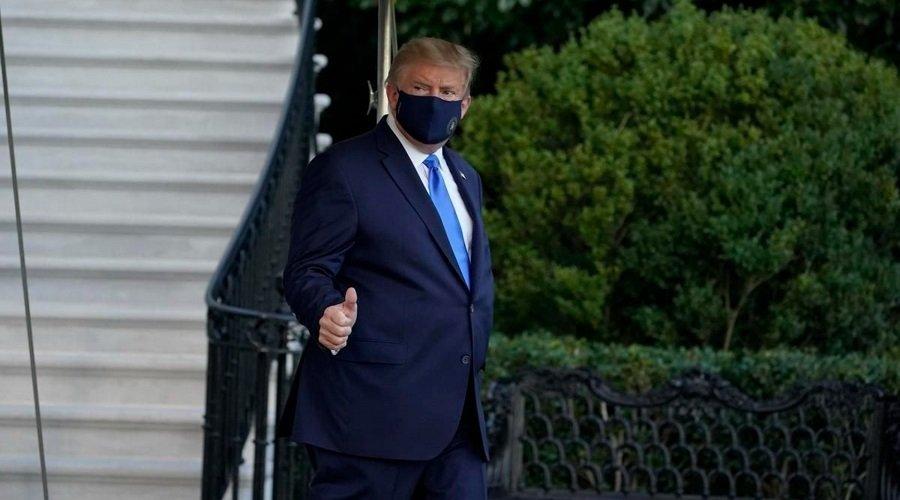 طبيب ترامب يؤكد أنه لا يعاني من أي أعراض لكورونا منذ 24 ساعة