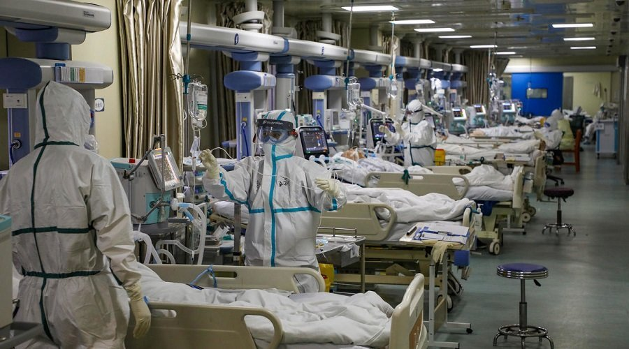 ارتفاع ضحايا كورونا إلى 1665 وفاة وأكثر من 68 ألف إصابة
