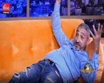الصنهاجي يكشف للعشابي لأول مرة  تفاصيل الفيديو الشهير  في عندي مايفيد ويعتذر لجمهوره باكيا