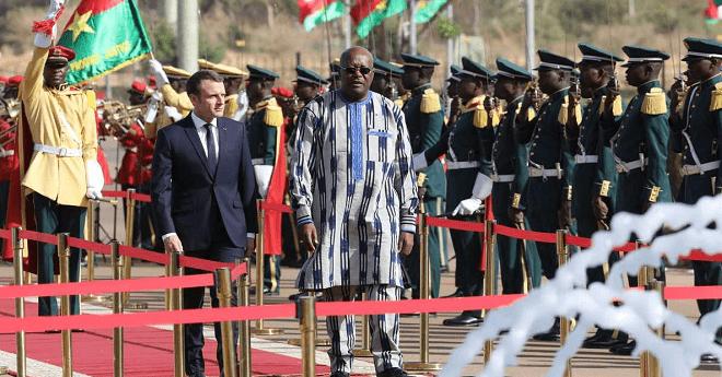 """ماكرون يعترف بـ""""جرائم أوروبا"""" في أفريقيا"""