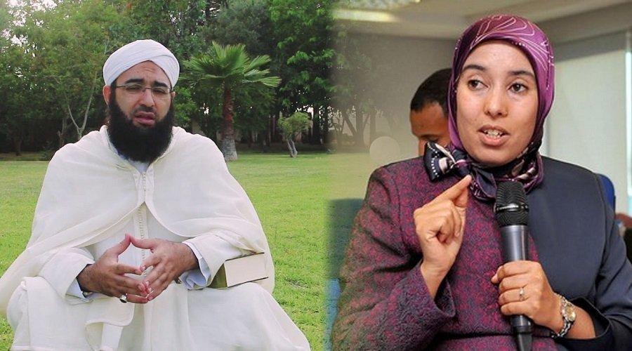 ماء العينين تنتقد الشيخ الكتاني بسبب بلافريج