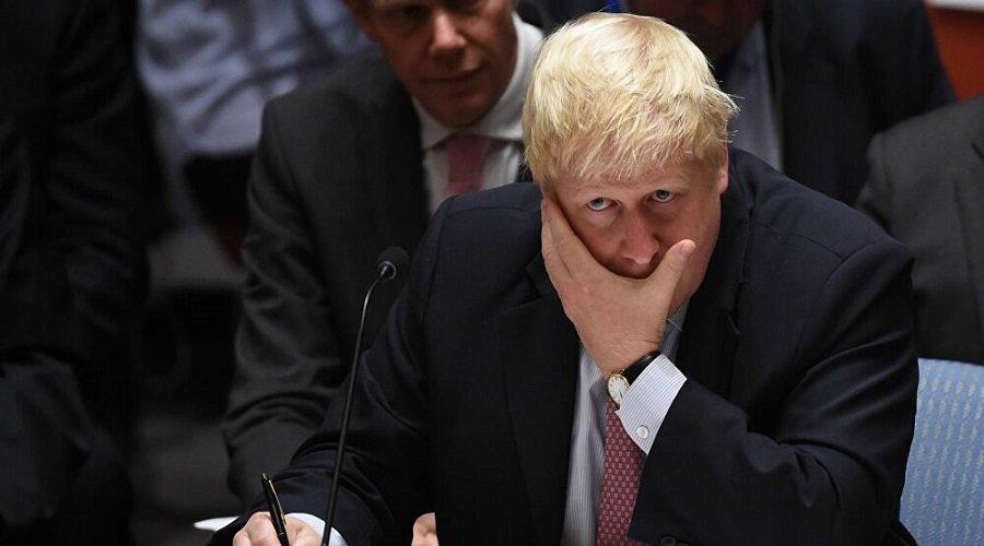 إصابة رئيس الوزراء البريطاني بوريس جونسون بكورونا
