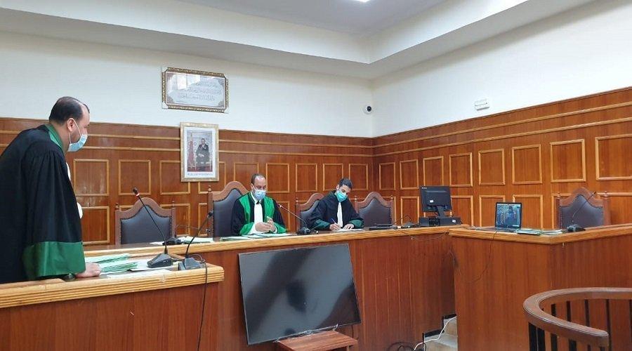 عقد 4403 جلسة محاكمة عن بعد بالمغرب خلال 3 أشهر