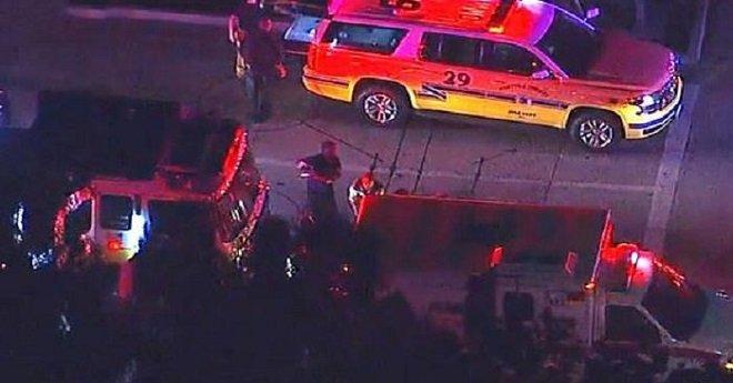 13 قتيلا في إطلاق نار داخل حانة بولاية كاليفورنيا الأمريكية