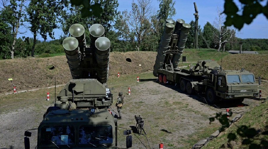 عقوبات أمريكية على تركيا بسبب صفقة صواريخ إس-400 الروسية