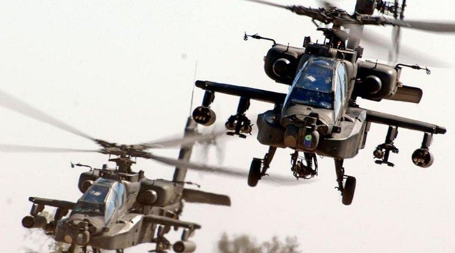 """المغرب يقتني 24 هليكوبتر من نوع """"أباتشي"""" الأمريكية"""