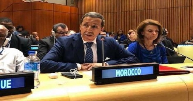 انتخاب عمر هلال نائبا لرئيس المجلس الاقتصادي بالأمم المتحدة