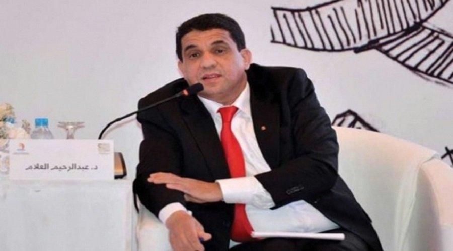العلام يتنحى من رئاسة اتحاد كتاب المغرب